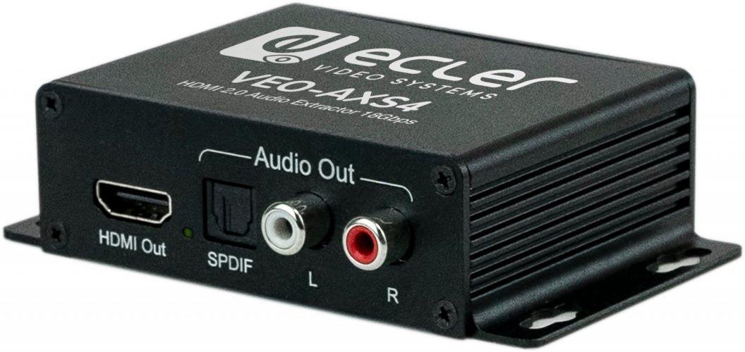 haz clic en la imagen para ampliarla Nombre:  EclerVEO-AXS4_HDMI_Audio_Extractor.jpg Vistas: 177 Tamaño:  79,9 KB