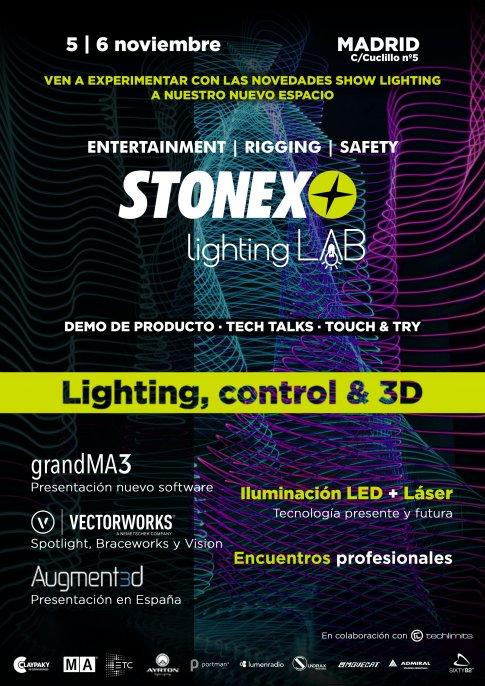haz clic en la imagen para ampliarla Nombre:  Cartel_Stonex_Lighting-LAB.jpg Vistas: 203 Tamaño:  107,1 KB