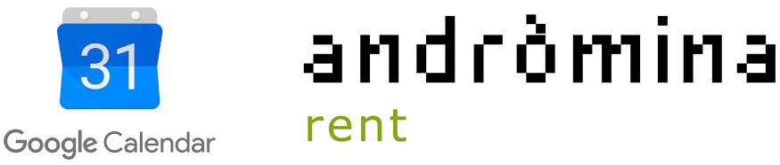 haz clic en la imagen para ampliarla Nombre:  andromina-rent-google-calendar.png Vistas: 207 Tamaño:  43,9 KB