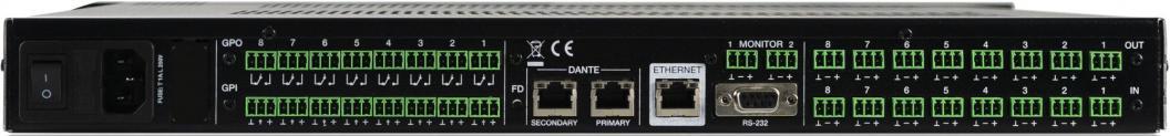 haz clic en la imagen para ampliarla Nombre:  Ecler-MIMO4040CDN-digital-matrix-back.jpg Vistas: 109 Tamaño:  30,2 KB