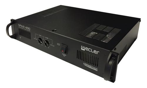 haz clic en la imagen para ampliarla Nombre:  ecler-amplificador-GPA2400.jpg Vistas: 970 Tamaño:  54,5 KB