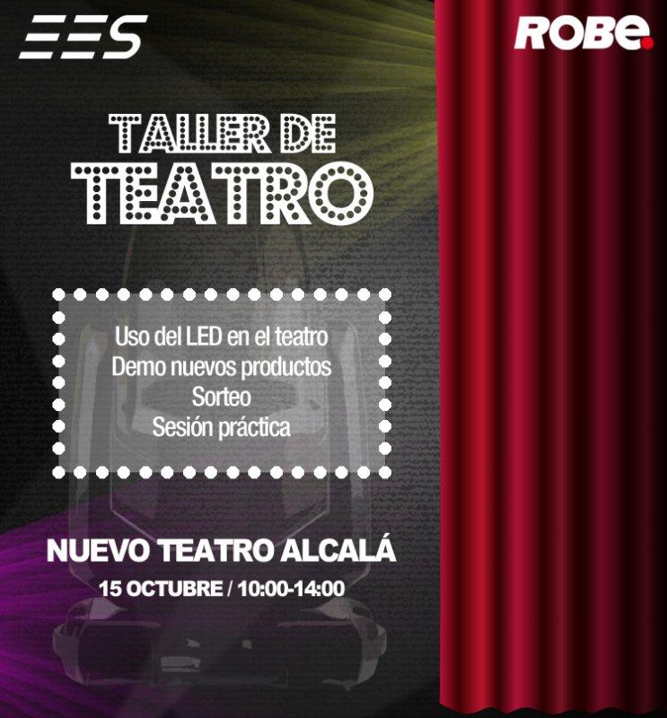 haz clic en la imagen para ampliarla Nombre:  ees_robe_theatre_workshop_1019_madrid.jpg Vistas: 192 Tamaño:  94,3 KB