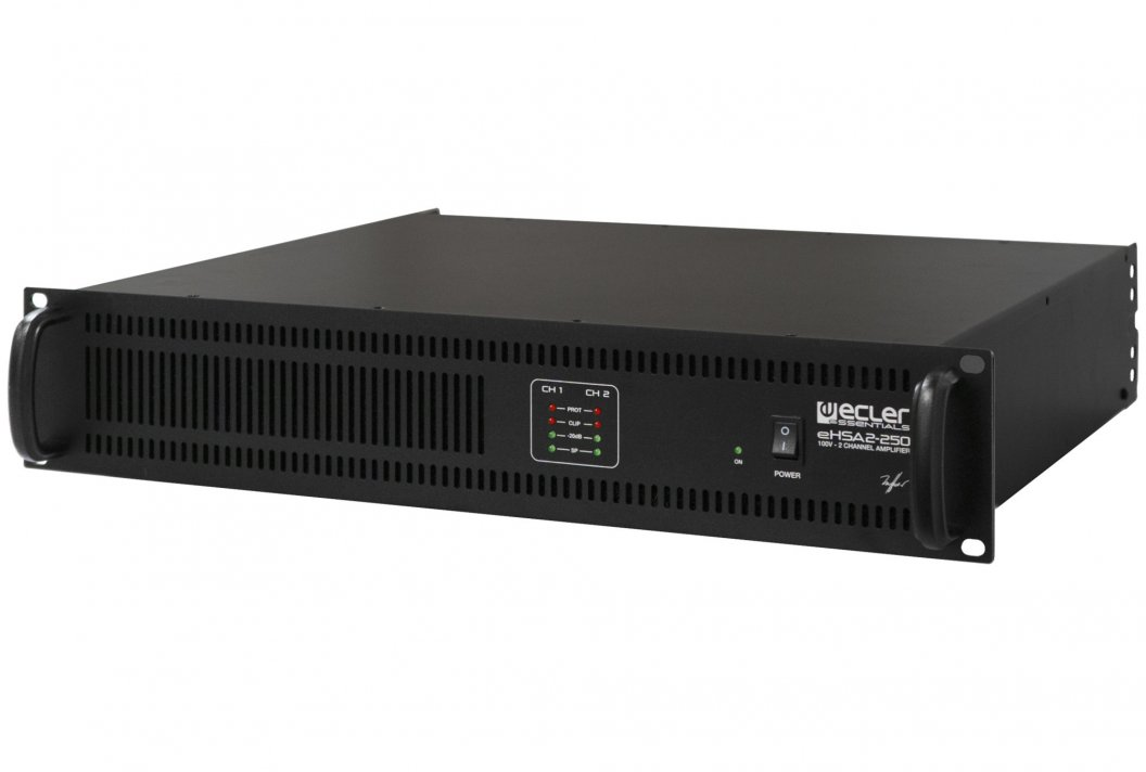 haz clic en la imagen para ampliarla Nombre:  Ecler-eHSA2-250-100V-low-impedance-profesional-persp-hr.jpg Vistas: 1139 Tamaño:  43,3 KB