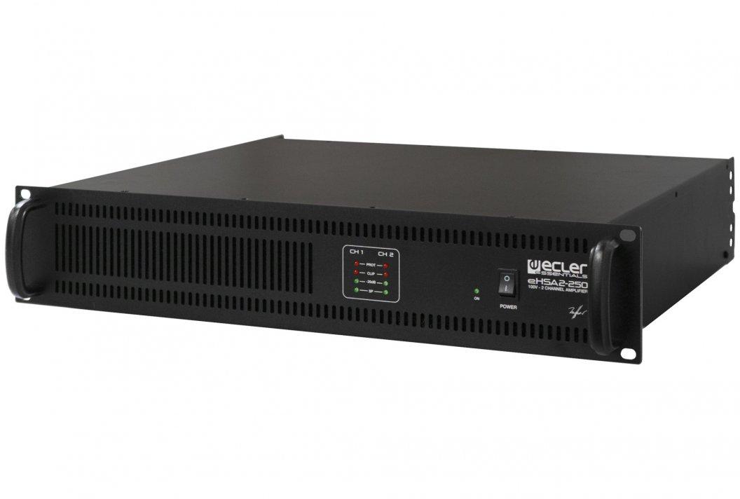 haz clic en la imagen para ampliarla Nombre:  Ecler-eHSA2-250-100V-low-impedance-profesional-persp-hr.jpg Vistas: 1027 Tamaño:  43,3 KB